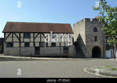 Tudor Merchants Hall - Stock Photo
