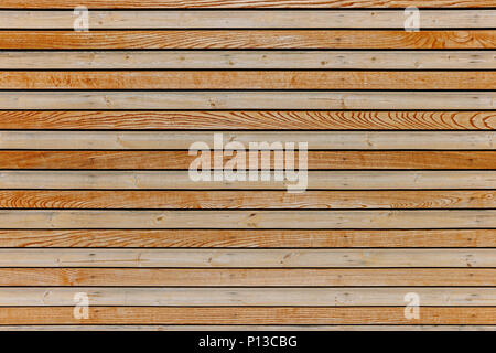 Wooden Planks Texture and Background - Stock Photo