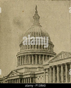 'The library of American history, literature and biography ..' (1904) - Stock Photo