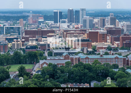 Birmingham, Alabama. (USA) - Stock Photo