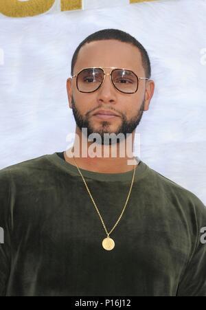 Culver City, USA. 10th June, 2018. Director X at arrivals for SUPERFLY Premiere, Sony Pictures Entertainment, Culver City, USA June 10, 2018. Credit: Elizabeth Goodenough/Everett Collection/Alamy Live News - Stock Photo