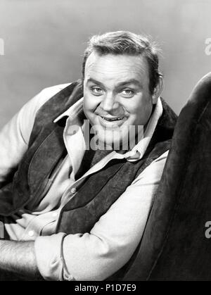Original Film Title: BONANZA-TV.  English Title: BONANZA.  Film Director: ROBERT ALTMAN; LEWIS ALLEN.  Year: 1959.  Stars: DAN BLOCKER. Credit: NATIONAL BROADCASTING CO. / Album - Stock Photo