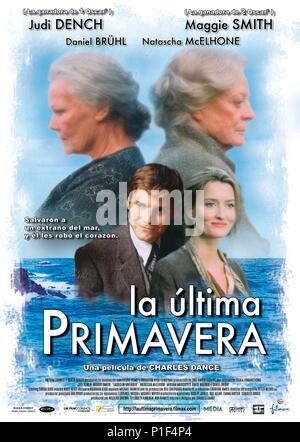 Original Film Title: LADIES IN LAVENDER.  English Title: LADIES IN LAVENDER.  Film Director: CHARLES DANCE.  Year: 2004. - Stock Photo