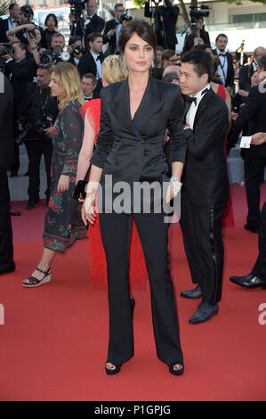 71st annual Cannes Film Festival - 'Ash Is Purest White' - Premiere  Where: Cannes, France When: 11 May 2018 Credit: IPA/WENN.com  **Only available for publication in UK, USA, Germany, Austria, Switzerland** - Stock Photo