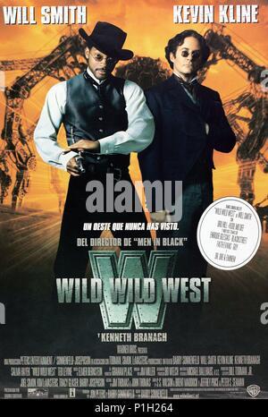 Original Film Title: WILD WILD WEST.  English Title: WILD WILD WEST.  Film Director: BARRY SONNENFELD.  Year: 1999. Credit: WARNER BROS. / Album - Stock Photo