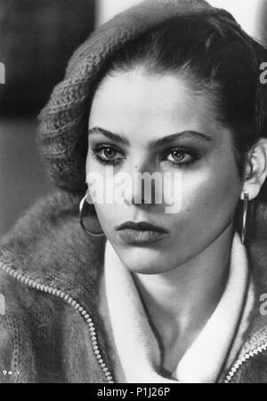 Original Film Title: PRIMO AMORE.  English Title: FIRST LOVE.  Film Director: DINO RISI.  Year: 1978.  Stars: ORNELLA MUTI. Credit: DEAN FILM / Album - Stock Photo