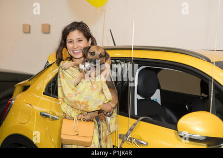 Celebs attend Women for Women International #SheInspiresMe Car Boot Sale - press preview & photocall  Featuring: Jasmine Hemsley Where: London, United Kingdom When: 12 May 2018 Credit: Phil Lewis/WENN.com - Stock Photo