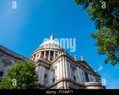 St Pauls Cathedral, City of London, London, England, UK, GB.