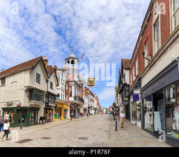 Bromley High Street Shoe Shops