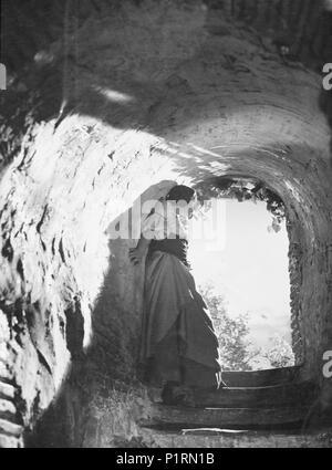 Original Film Title: LA DAMA DEL ARMIÑO.  English Title: LA DAMA DEL ARMIÑO.  Film Director: EUSEBIO FERNANDEZ ARDAVIN.  Year: 1947. Credit: SUEVIA FILMS / Album - Stock Photo