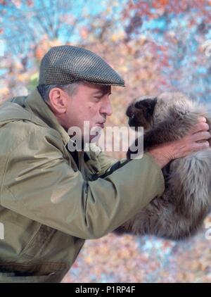 Original Film Title: MEET THE PARENTS.  English Title: MEET THE PARENTS.  Film Director: M. JAY ROACH.  Year: 2000.  Stars: ROBERT DE NIRO. Credit: UNIVERSAL / Album - Stock Photo
