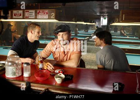 Original Film Title: SMOKIN' ACES.  English Title: SMOKIN' ACES.  Film Director: JOE CARNAHAN.  Year: 2007.  Stars: BEN AFFLECK; PETER BERG; MARTIN HENDERSON. Credit: WORKING TITLE FILMS/RELATIVITY MEDIA/SCION FILMS LIMITED/ / Album - Stock Photo