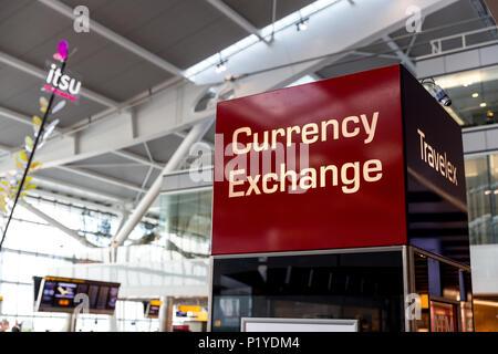 Money exchange heathrow airport terminal 4 london uk - Bureau de change a strasbourg ...