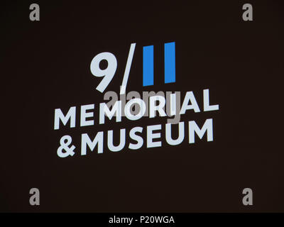 National September 11 Memorial & Museum - Stock Photo