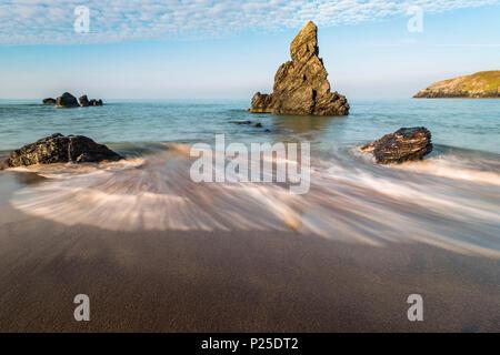 Sango Bay, Durness, Scotland - Stock Photo