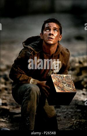 Original Film Title: TRANSFORMERS.  English Title: TRANSFORMERS.  Film Director: MICHAEL BAY.  Year: 2007.  Stars: SHIA LABEOUF. Credit: PARAMOUNT PICTURES / ZUCKERMAN, ROBERT / Album - Stock Photo