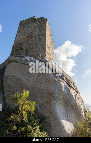 Torre di San Giovanni, Campo nell'Elba, Elba Island, Livorno Province, Tuscany, Italy - Stock Photo