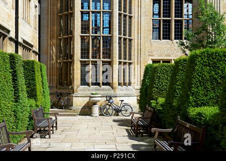 The Great Hall Uppingham School Uppingham Rutland England Uk Stock Photo Alamy