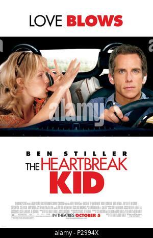 Original Film Title: THE HEARTBREAK KID.  English Title: THE HEARTBREAK KID.  Film Director: BOBBY FARRELLY; PETER FARRELLY.  Year: 2007. Credit: DREAMWORKS PICTURES / Album - Stock Photo