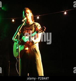 El cantante y actor español Fran Perea. (ATT59137). - Stock Photo
