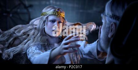 Original Film Title: BEOWULF.  English Title: BEOWULF.  Film Director: ROBERT ZEMECKIS.  Year: 2007. Credit: WARNER BROS. PICTURES/IMAGEMOVERS/PARAMOUNT PICTURES/ SHANGR / Album - Stock Photo