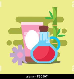 spa wellness related - Stock Photo