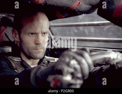 Original Film Title: DEATH RACE.  English Title: DEATH RACE.  Film Director: PAUL W. S. ANDERSON.  Year: 2008.  Stars: JASON STATHAM. Credit: IMPACT PICTURES / Album - Stock Photo