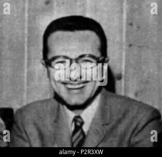 . Italian actor Febo Conti . July 1968. Unknown 27 Febo Conti