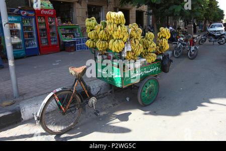 Banana Bike - Stock Photo