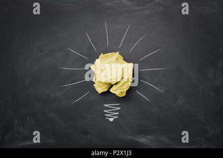 Great idea concept - Stock Photo