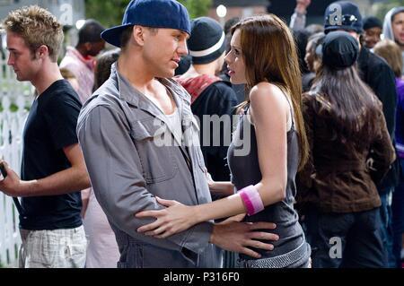 Original Film Title: DANCE FLICK.  English Title: DANCE FLICK.  Film Director: DAMIEN WAYANS.  Year: 2009. Credit: MTV Films/ Wayan Bros entertainment / Album - Stock Photo