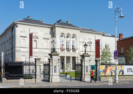 National Gallery of Ireland, Merrion Square, Dublin, Leinster Province, Republic of Ireland - Stock Photo