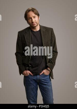 Original Film Title: CALIFORNICATION.  English Title: CALIFORNICATION.  Year: 2007.  Stars: DAVID DUCHOVNY. Credit: AGRESSIVE MEDIOCRITY/AND THEN.../SHOWTIME/TWILIGHT TIME FILM / Album - Stock Photo
