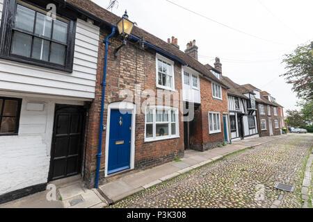 Rye, East Sussex, England, UK - Stock Photo