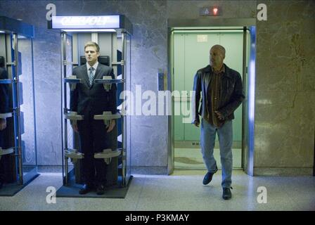 Original Film Title: SURROGATES.  English Title: SURROGATES.  Film Director: JONATHAN MOSTOW.  Year: 2009.  Stars: BRUCE WILLIS. Credit: TOUCHSTONE PICTURES / VAUGHAN, STEPHEN / Album - Stock Photo