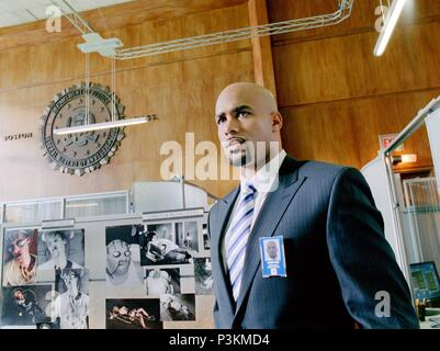 Original Film Title: SURROGATES.  English Title: SURROGATES.  Film Director: JONATHAN MOSTOW.  Year: 2009.  Stars: BORIS KODJOE. Credit: TOUCHSTONE PICTURES / VAUGHAN, STEPHEN / Album - Stock Photo
