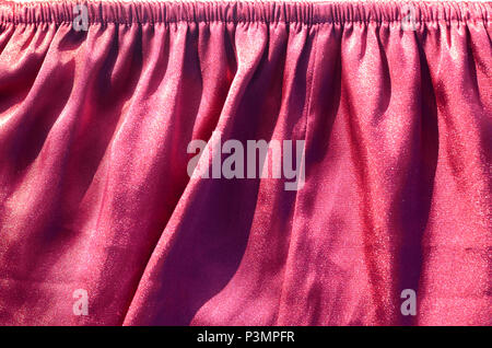 Abstract background luxury cloth or liquid wave or wavy folds of grunge silk texture satin velvet material or luxurious Christmas background or elegan - Stock Photo