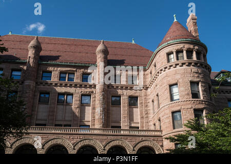 American Museum of Natural History, NYC, USA - Stock Photo