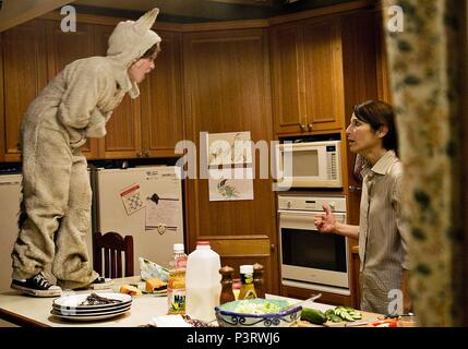 Original Film Title: WHERE THE WILD THINGS ARE.  English Title: WHERE THE WILD THINGS ARE.  Film Director: SPIKE JONZE.  Year: 2009.  Stars: CATHERINE KEENER; MAX RECORDS. Credit: WARNER BROS PICTURES / Album - Stock Photo