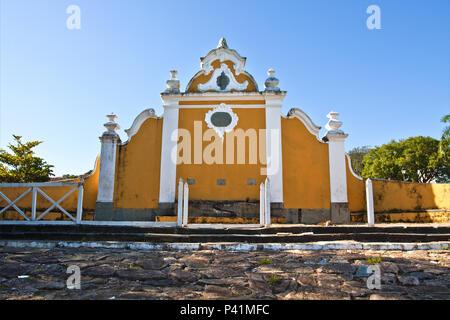 Goiás - GO Chafariz de Cauda da Boa Morte Centro Histórico Cidade Histórica Goias Velho Goiás Centro Oeste Brasil - Stock Photo