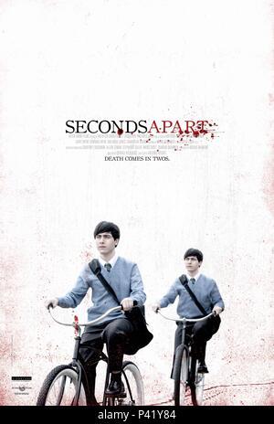Original Film Title: SECONDS APART.  English Title: SECONDS APART.  Film Director: ANTONIO NEGRET.  Year: 2011. Credit: AFTER DARK FILMS / Album - Stock Photo