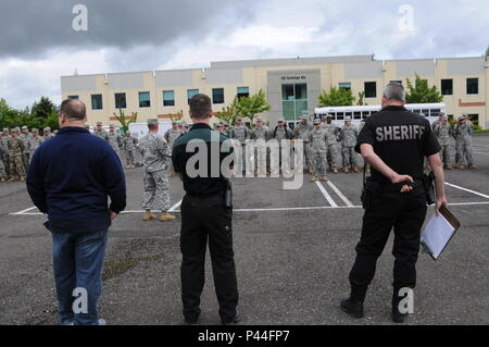 Grays Harbor County Jail Phone Number