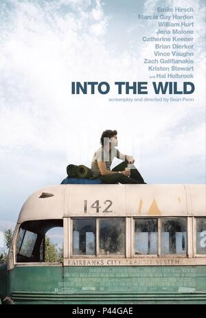 Original Film Title: INTO THE WILD.  English Title: INTO THE WILD.  Film Director: SEAN PENN.  Year: 2007. Credit: PARAMOUNT VANTAGE/RIVER ROAD FILMS/ART LINSON PRODUCTIONS/ / Album - Stock Photo