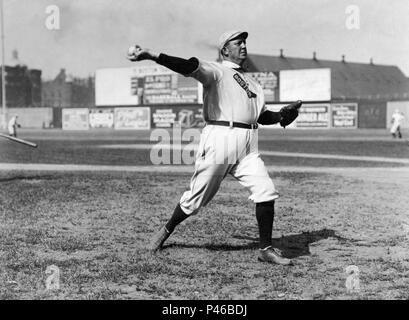 Denton True 'Cy' Young (1867 – 1955) American Major League Baseball pitcher