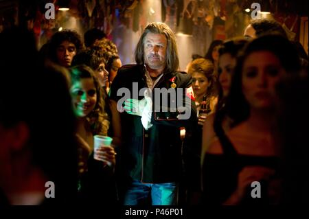 Original Film Title: ROCK OF AGES.  English Title: ROCK OF AGES.  Film Director: ADAM SHANKMAN.  Year: 2012.  Stars: ALEC BALDWIN. Credit: NEW LINE CINEMA / JAMES, DAVID / Album - Stock Photo