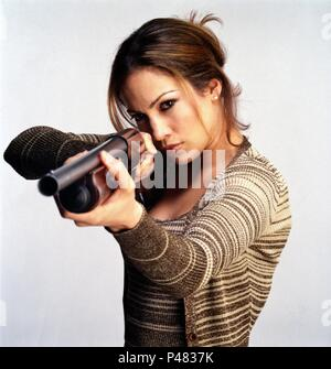 Original Film Title: OUT OF SIGHT.  English Title: OUT OF SIGHT.  Film Director: STEVEN SODERBERGH.  Year: 1998.  Stars: JENNIFER LOPEZ. Credit: UNIVERSAL PICTURES / Album - Stock Photo