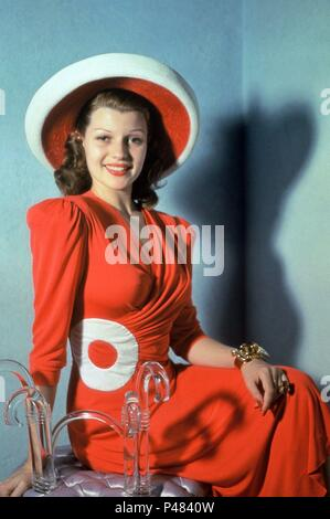 Original Film Title: YOU'LL NEVER GET RICH.  English Title: YOU'LL NEVER GET RICH.  Film Director: SIDNEY LANFIELD.  Year: 1941.  Stars: RITA HAYWORTH. Credit: COLUMBIA PICTURES / Album - Stock Photo