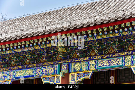 eaves of traditional architecture of china stock photo 27673736 alamy