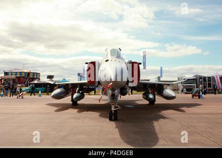 McDonnell Douglas F-4 Phantom II - Stock Photo