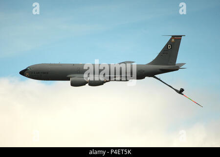 Boeing KC-135 Stratotanker - Stock Photo